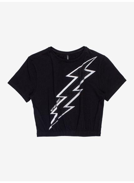 blusa estampa raio com elastico t7011 frente