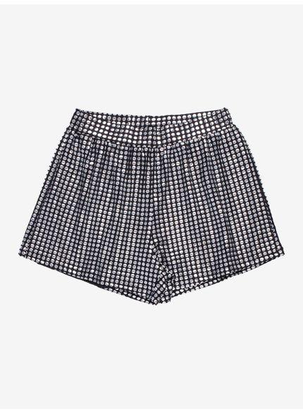 shorts malha preto disco t7204 still