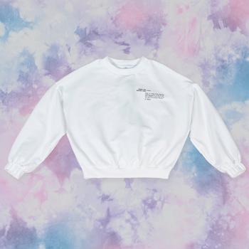 moletom customizavel tie dye de moletom branco t7506