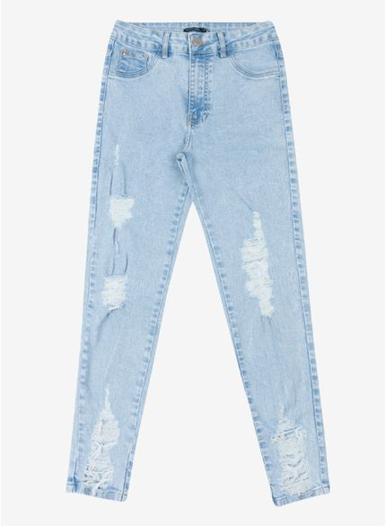 calca jeans clara juvenil destoyed t6362 still