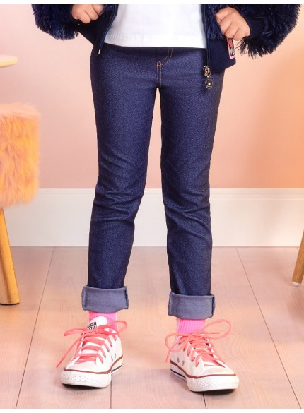 calca legging de montaria infantil feminina momi
